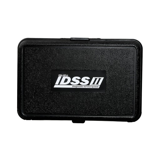 IDSS Isuzu Global Diagnostic services System (E-IDSS) 2018