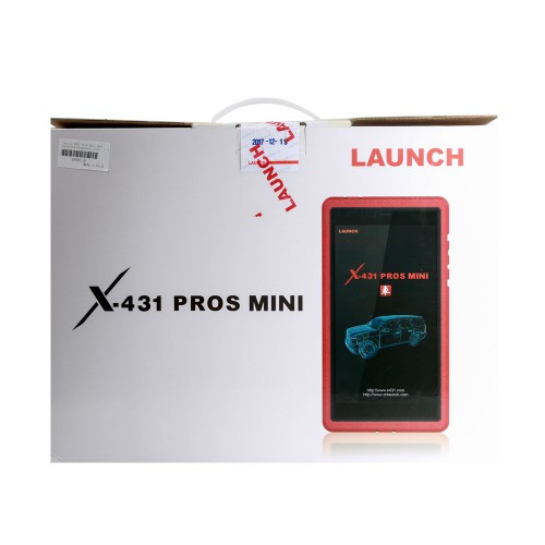 Launch X431 ProS Mini Android Pad Multi-system Multi-brand Diagnostic & Service Tool日本語対応