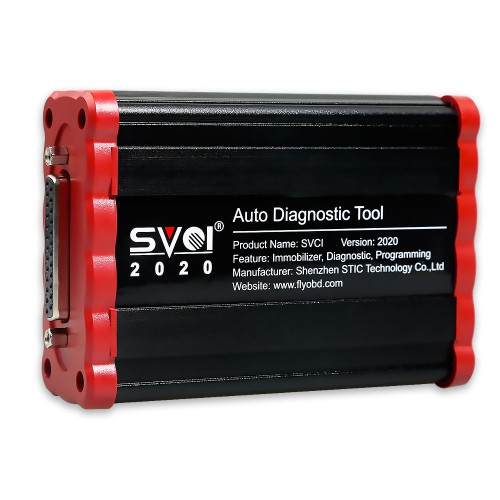 Sale! 2020 SVCI (FVDI) ABRITES Commander SVCI Diagnostic Tool with Full 21 Software Unlock Versionダイハツとスズキの特殊機能付き