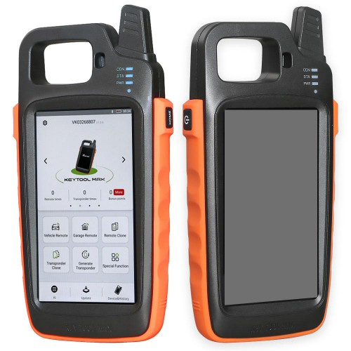 Xhorse VVDI Key Tool Max Remote and Chip Generator Key Programmer
