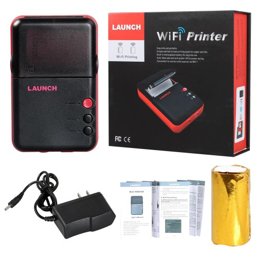 Mini Printer for Launch X431 V 8inch [LAUNCH X431 PAD IIIも適用]