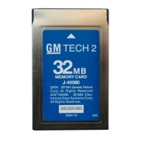 32MB Card for GM TECH2 6 Software Avaliable (GM,Opel,Saab,Isuzu,SUZUKI,Holden)