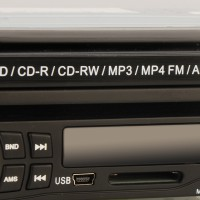 7 Inch 1Din Car DVD Player with TV Bluetooth RDS