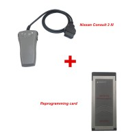 Consult III Plus Reprogramming Card for Nissan