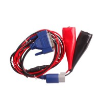 DEUTSCH 3pin cable+Special red and black big clip for DPA5 Scanner製造停止