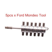 5pcs x  Mondeo Tool for Ford