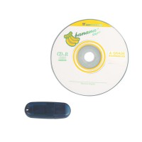 TIS2000 CD and USB Key for GM TECH2 for SAAB Car Model