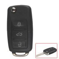 Remote Key 3 Button 1 JO 959 753 B 433Mhz for VW For South America