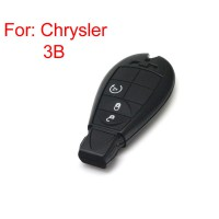 Smart key shell 3 button for Chrysler