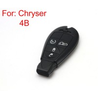 Smart key shell 4 button for Chrysler