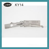 【送料無料】LISHI ピック開錠ツールLISHI KY14 2-in-1 Auto Pick and Decoder for HYUNDAI KIA