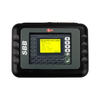 New SBB Key Programmer V33.02 C Version