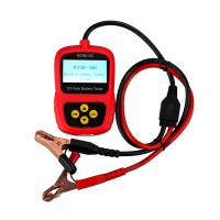 AUGOCOM MICRO-100 Digital Battery Tester Battery Conductance & Electrical System Analyzer 30-100A