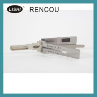 【送料無料】LISHI ピック開錠ツールLISHI  2-in-1 Auto Pick and Decoder for Renault(A)