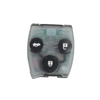 Remote 433MHz ID46 3-button for Honda Civic(2008-2012)