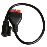OBD2 16PIN Cable for Renault Can Clip Diagnostic Interface