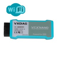 WIFI VXDIAG VCX NANO 5054 ODIS V3.03 Supports UDS Protocol and Multi-language日本語対応
