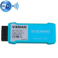 WIFI Ver VXDIAG VCX NANO for TOYOTA TIS Techstream V13.00.022 Compatible with SAE J2534