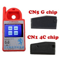 Mini CN900+YS31 CN5 Toyota G Chip 5pcs+CN1 Copy 4C Chip 5pcs