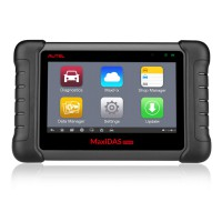 AUTEL MaxiDAS DS808 Handheld Touch Screen Autel Diagnostic Tool Update Online