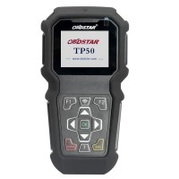 OBDSTAR TP50 Intelligent Detection on Tire Pressure /TP50 TPMS Activator Reset and Diagnostic Tool