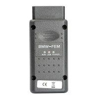 オリジナル V1.4 Yanhua YH BMW FEM/BDC OBD Car Key Programmer Update Online No Need Token adds Odometer Correction Function