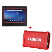 Launch X431 V+ Wifi/Bluetooth Plus HD Heavy Duty Truck Diagnostic Module Supports Trucks日本語対応