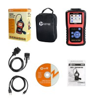 KZYEE KC301 OBDII / CAN SCAN TOOL