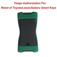 タンゴTango Software Reset of Toyota/Lexus/Subaru Smart Keys 40,80,128 bit**