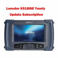 Lonsdor K518ISE Yearly Update Subscription (For Some Important Update Only)
