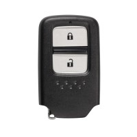 Intelligent remote control key 2buttons 313.8MHZ (blue) for Honda