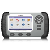 VIDENT iAuto 702Pro ABS SRS Scan Tool with Special Funtions IMMO/DPF/Odometer/EPB/Oil Light Reset/TPS/BRT/Injector Coding[日本語表示可能]