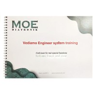 Moe Diatronic Vediamo Engineer System Training Book Vediamo Usage and Case Xentry DAS Book Diatronic DTS Monaco Super Engineer System Training Book