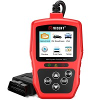 VIDENT VAG301 Multi-systems for VW/Audi/Skoda/Seat/Lambourghini/Bentle OBDII Code Reader Lifetime Free Update