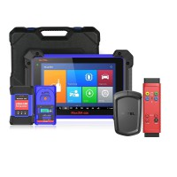 Original Autel MaxiIM IM608 Key Programmer Plus Autel APB112 Smart Key Simulator and G-BOX2 Adapter Set