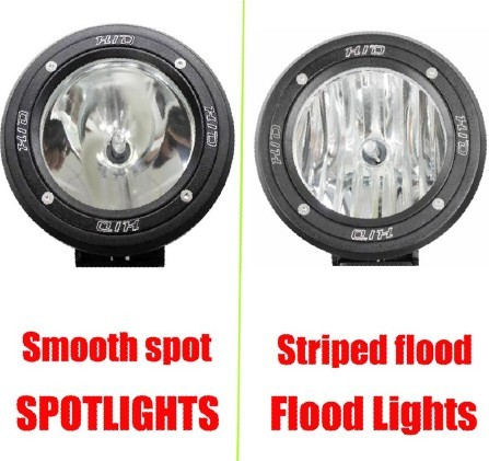 48W flood LED Work Light 12V 24V Jeep boat offroad 4WD truck working lamp 6000K