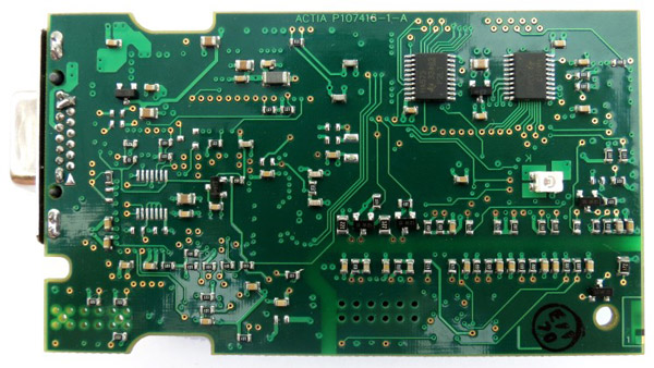 Lexia 3 mainboard picture 2
