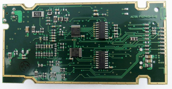 Lexia 3 mainboard picture 4