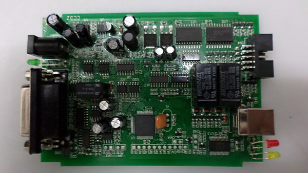 fgtech v54 galletto 4-pcb board