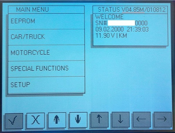 Digiprog 3 V4.85 Software Display 2