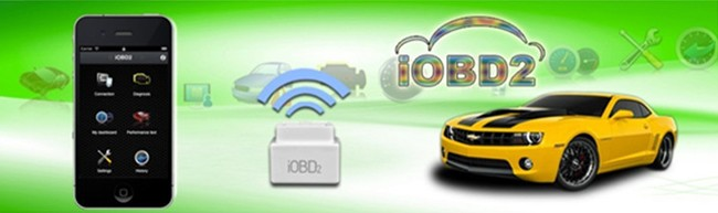 IOBD2 Communication