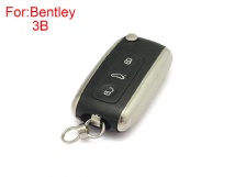 Remote Key Shell 3 Buttons for Bentley(cheaper)