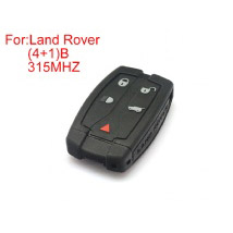 4+1 Buttons Remote Key 315mhz for Land Rover Freelander 2
