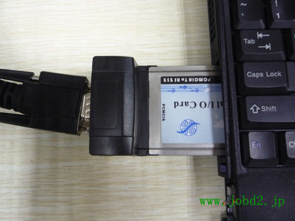 PCMCIA To RS232