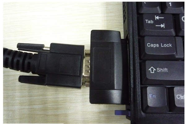 MB Star C4 must use a computer which is with Serial Port